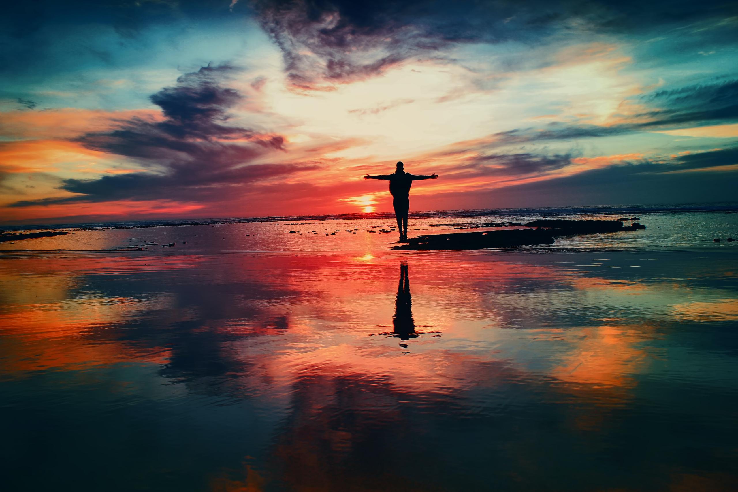 Spiritualität und Mensch-Sein