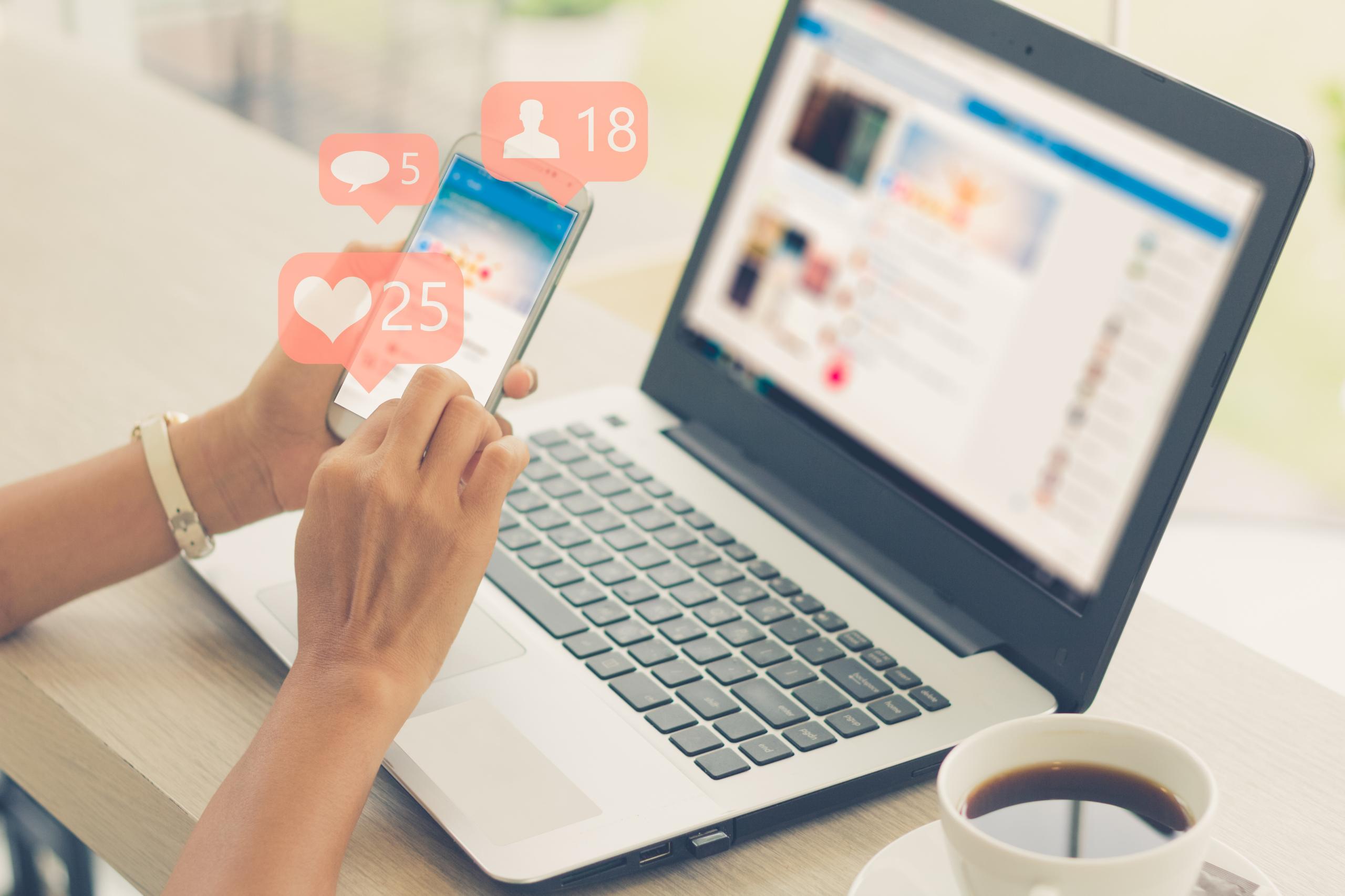 Wie soziale Medien uns triggern und was wir tun können